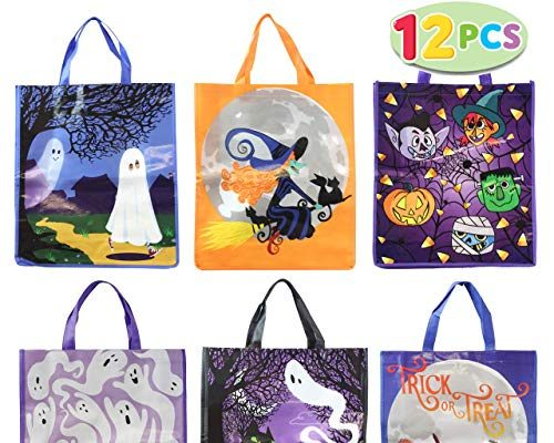 Halloween Trick or Treat Bags Review