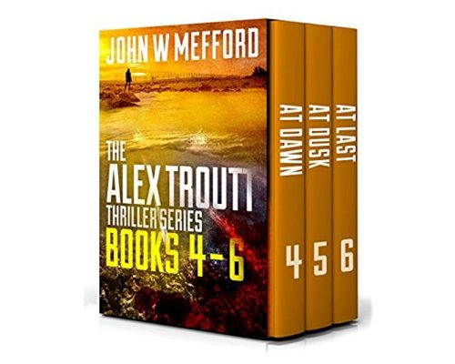 AT Dusk (An Alex Troutt Thriller, Book 5) by John W Mefford – Book Tour/Giveaway