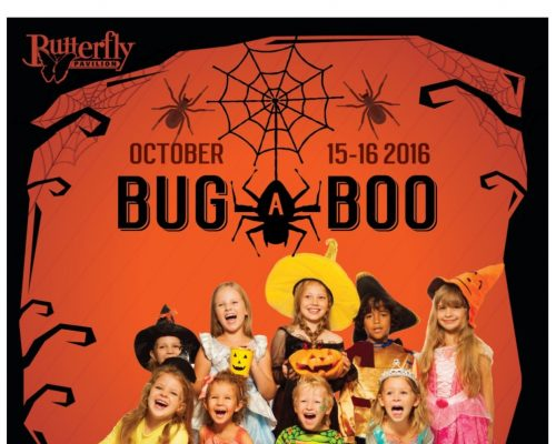 Butterfly Pavilion Bug a Boo Event 2016