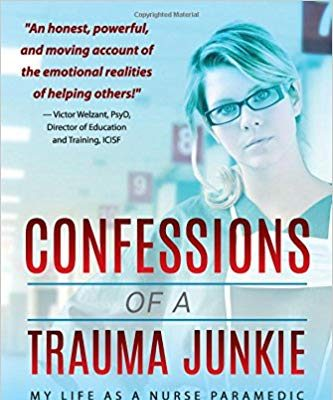 Confessions of a Trauma Junkie: My Life as a Nurse Paramedic by Sherry Lynn Jones – Book Review/Giveaway