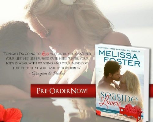 Seaside Lovers by Melissa Foster (Love in Bloom, Seaside Summers) – Book Tour/Giveaway