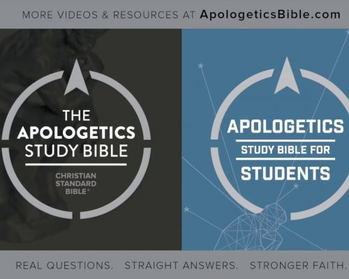 Apologetics Student Study Bible Review