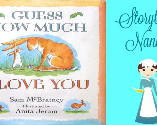 Valentine's Day Toddler Books Guess How Much I Love You