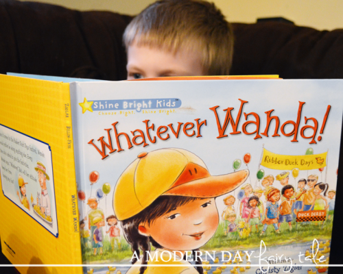 Whatever Wanda Book Review/Giveaway