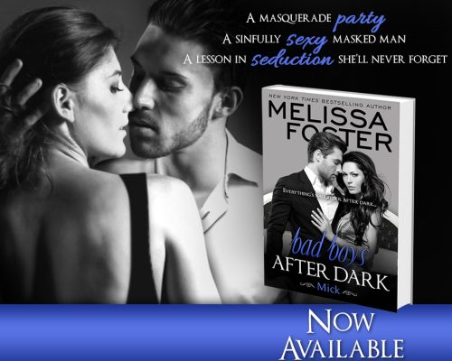 Bad Boys After Dark: Mick – Book Review/Giveaway